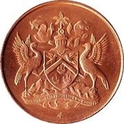 1 cent (Indépendance) – avers