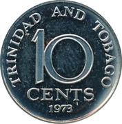 10 cents – revers