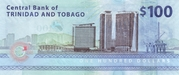 100 Dollars - 60 Years of the Commonwealth & the 2009 Commonwealth Heads of Government Meeting – revers