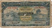 1 Dollar - George VI – avers
