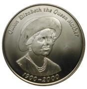 50 Pence - Elisabeth II – revers