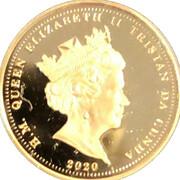 ¼ Sovereign - Elizabeth II – avers