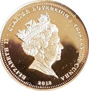 ¼ Sovereign - Elizabeth II (Lest We Forget) – avers
