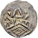 1 Pfennig - Hugo I. – avers