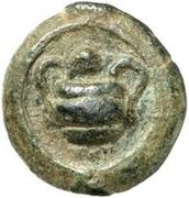 1 uncia (type lourd; point à droite) – avers