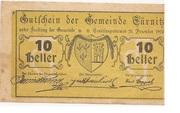 10 Heller (Türnitz) -  avers