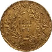 1 franc (chambre de commerce) -  avers