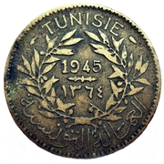 2 francs (chambre du commerce) -  avers