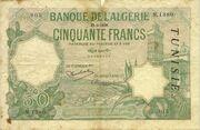 50 Francs 1928 -1936 – avers