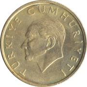10 bin lira -  avers