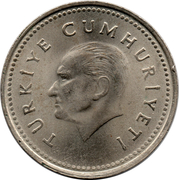 1000 lira -  avers