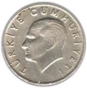 20 lira -  avers