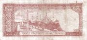 500 Lira – revers