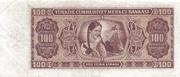 100 Lira – revers