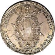 5 paoli - Pietro Leopoldo – avers