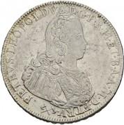 1 francescone - Pietro Leopoldo - type 2 – avers