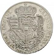 1 francescone - Pietro Leopoldo – revers