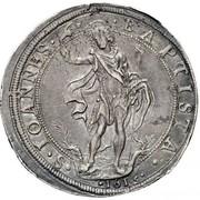 1 piastra - Cosimo II – revers