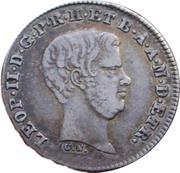 ½ paolo - Leopold II – avers