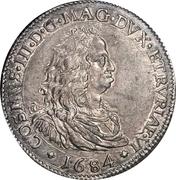 1 piastre Cosimo III – avers