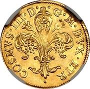 1 florin Cosimo III – avers