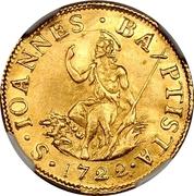 1 florin Cosimo III – revers