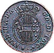 1 Soldo - Ferdinand III – avers