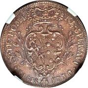 1 Paolo - Francesco III – revers