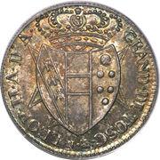 ½ fiorino - Leopold II – avers