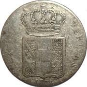 10 Quattrini - Ferdinando III – avers