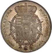 1 quattro - Leopold II – revers
