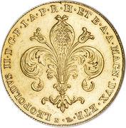 1 ottanta - Leopold II – avers