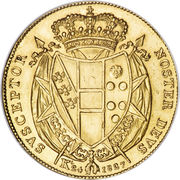 1 ottanta - Leopold II – revers