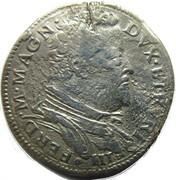 Ferdinando I (1587-1609), 1 Lira 1600-1608 – avers