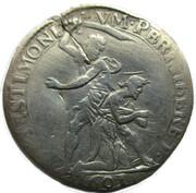 Ferdinando I (1587-1609), 1 Lira 1600-1608 – revers