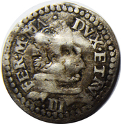¼ Giulio - Ferdinando I – avers