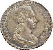 ½ Paolo, 4 Crazie - Ferdinando III – avers