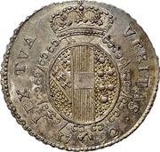 ½ Paolo, 4 Crazie - Ferdinando III – revers