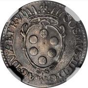 1 giulio Cosimio III – avers