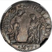1 giulio Cosimio III – revers