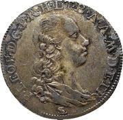 1 Paolo, 8 Crazie (Pietro Leopoldo) – avers