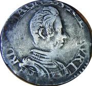 1 lire -  Ferdinando II de Medici – avers
