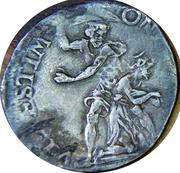 1 lire -  Ferdinando II de Medici – revers