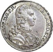 2 Paoli - Pietro Leopoldo – avers