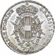 2 Paoli - Pietro Leopoldo – revers