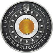 1 Dollar - Elizabeth II (Good Luck) -  avers