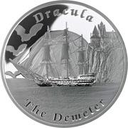 1 Dollar - Elizabeth II (The Demeter; Silver Bullion) -  revers