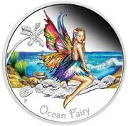 50cents - Elizabeth II (Ocean Fairy) – revers