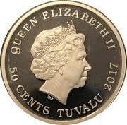 50 cents Phoque du Groenland – avers