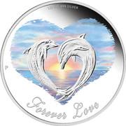 50 Cents - Elizabeth II (Forever Love) – revers